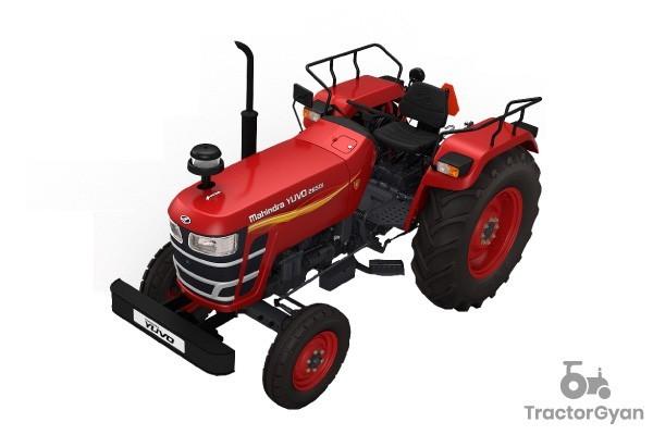 Mahindra Yuvo 265 DI Best Tractor in India 2021| Tractorgyan