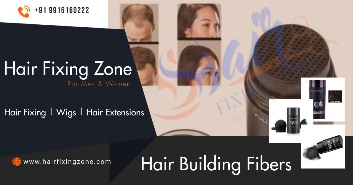 Do Hair Building Fibers Work?