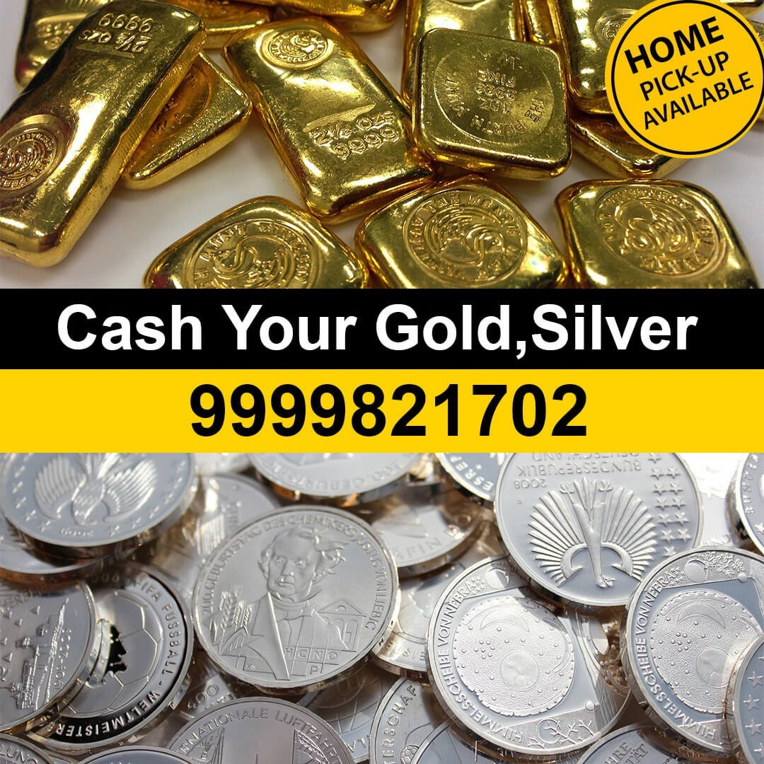 Get Deals To Sell Silver In Noida