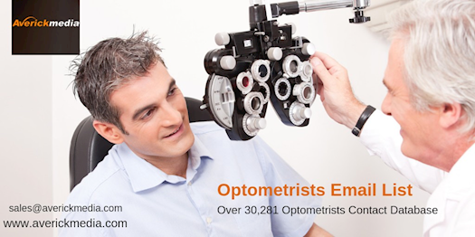 Optometrists Email Lists