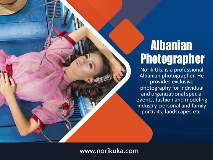 Albanian Photographer