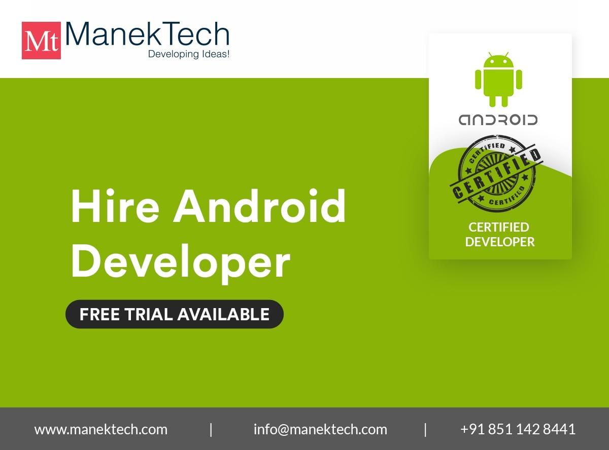 Hire Android App Developers India