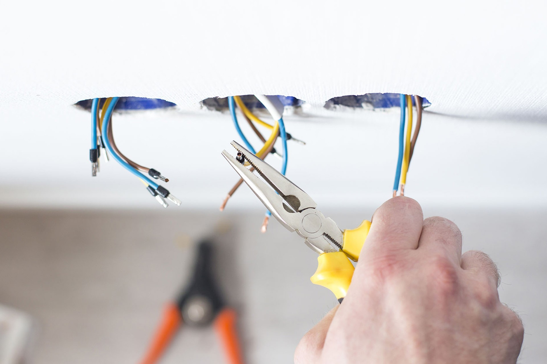 New Build Electrical Services In North Shore