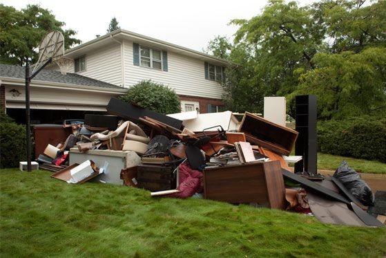 Garbage dump service in Hayden ID