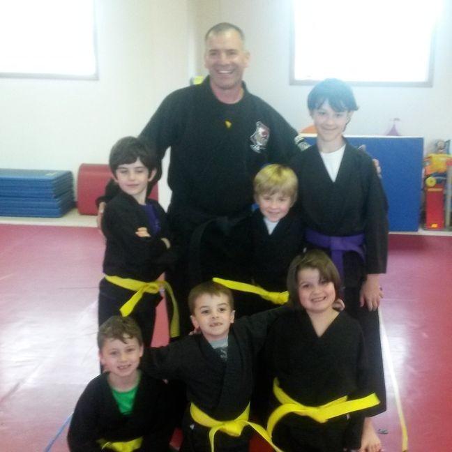 Karate Classes