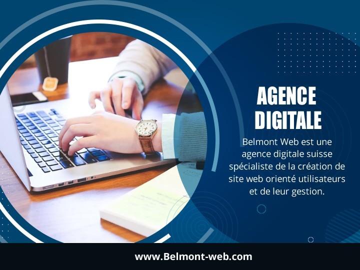 Agence Digitale Lausanne