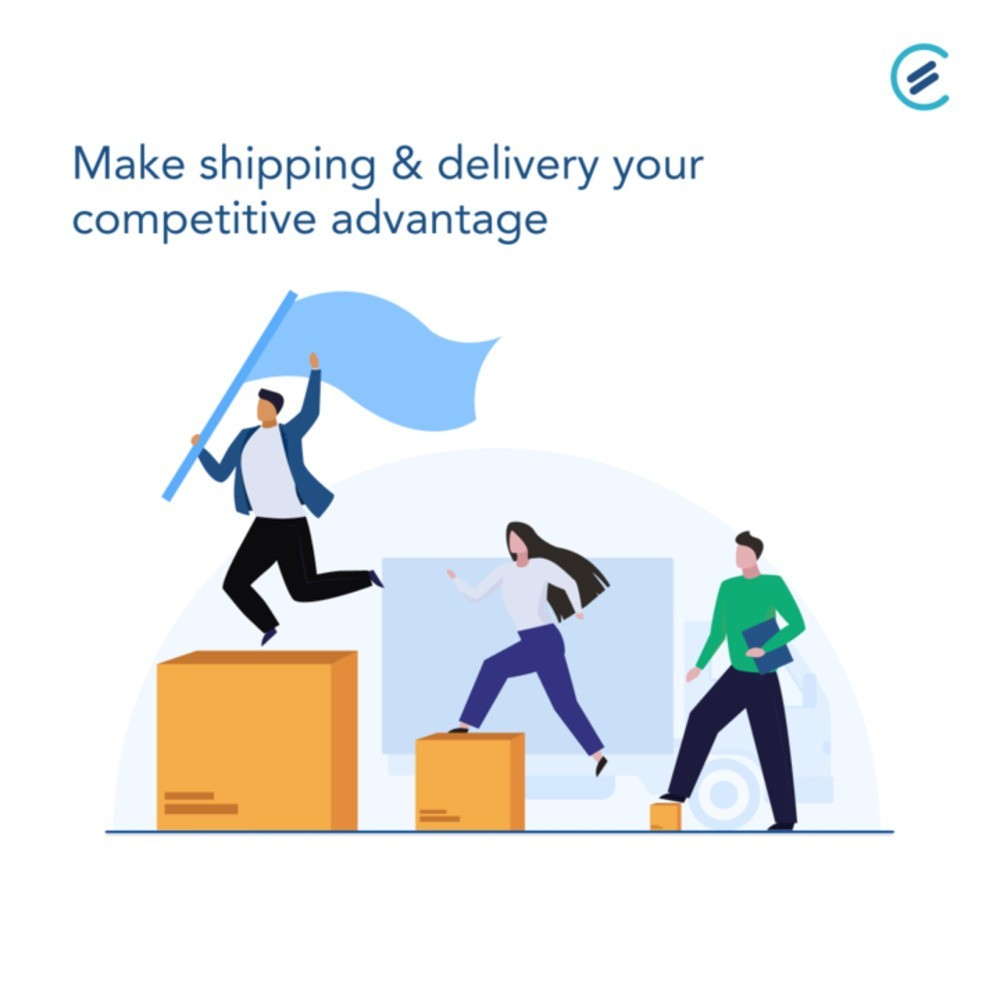 Ensure effective last-mile delivery with lower shipping costs & faster delivery options, powered by
