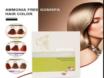 Hair Dye Cream of Nature