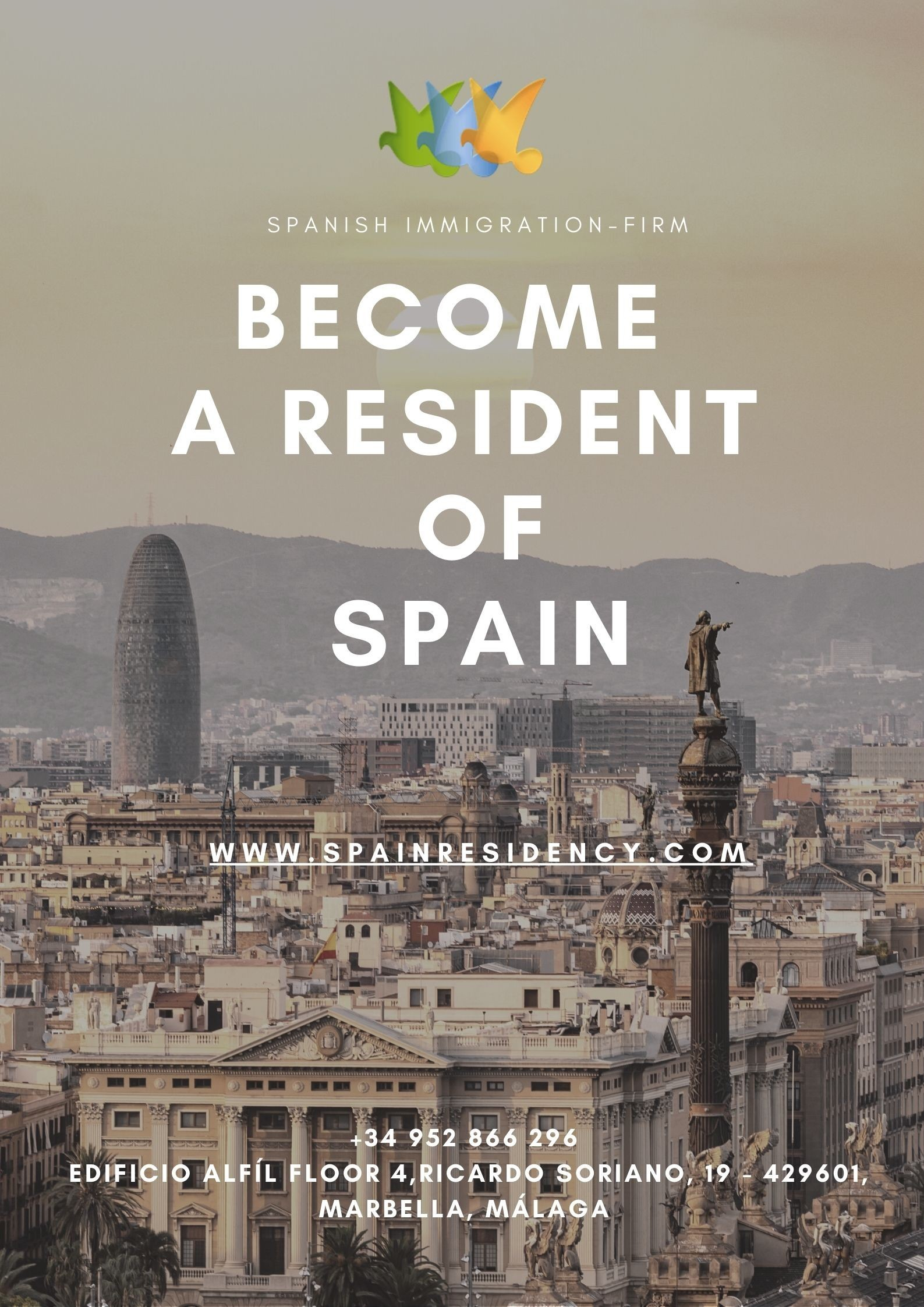 Become a resident of Spain