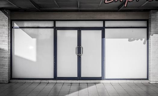 Store Front Door