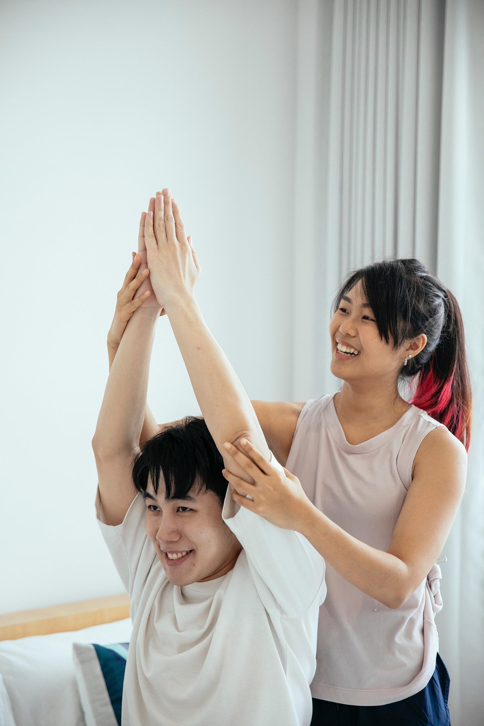 Rehabilitation Therapy in Athletic Training program