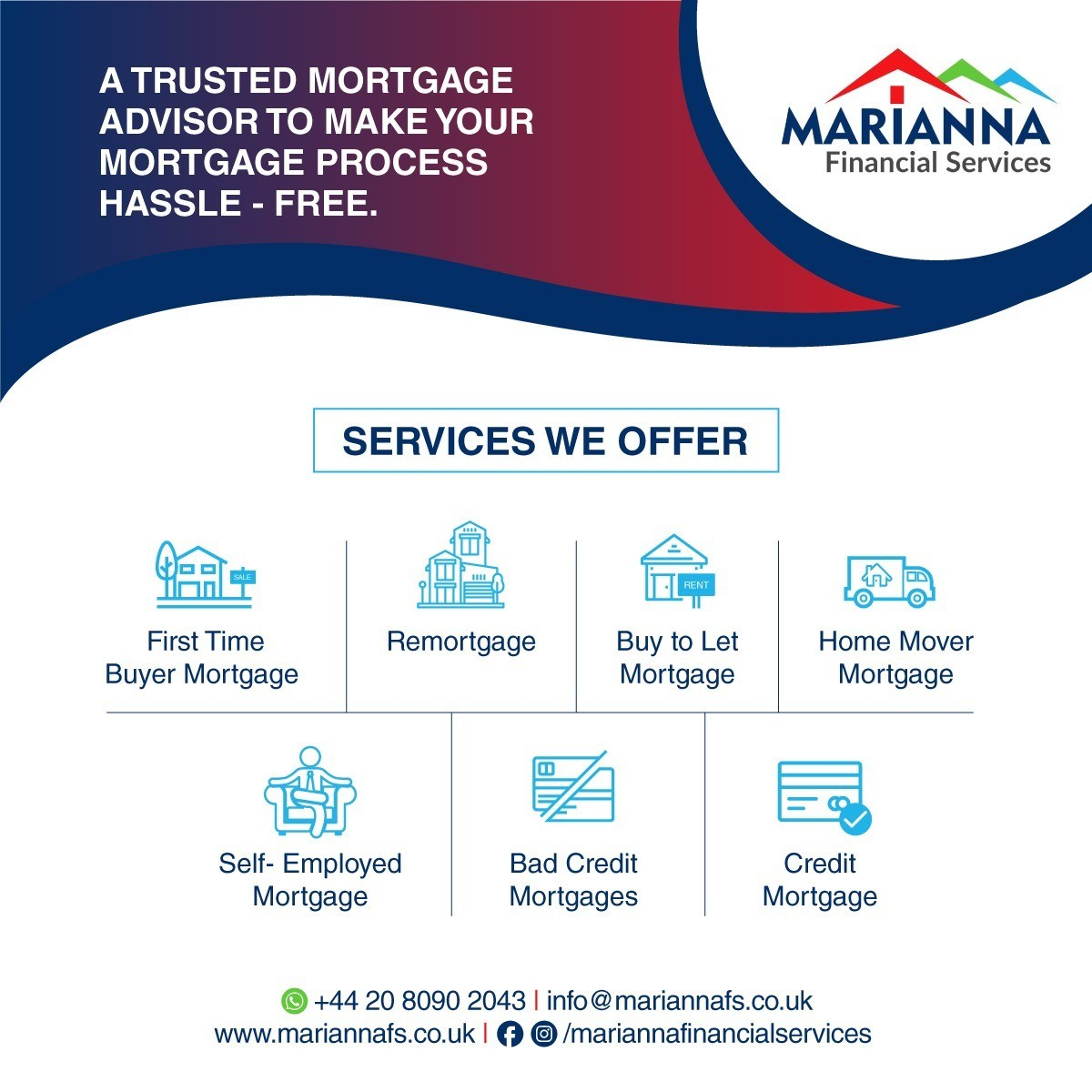 Trusted Independent Mortgage Advisor