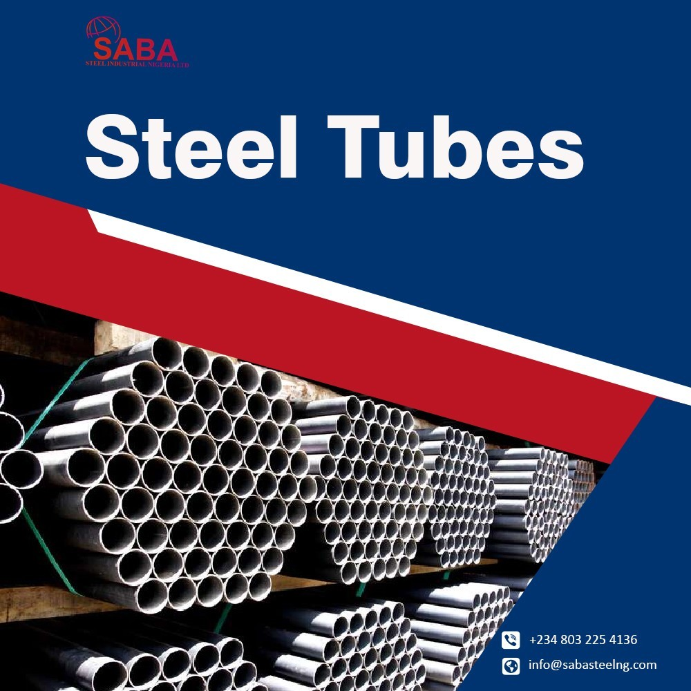 We are Best Provider of Steel Tubes in Nigeria