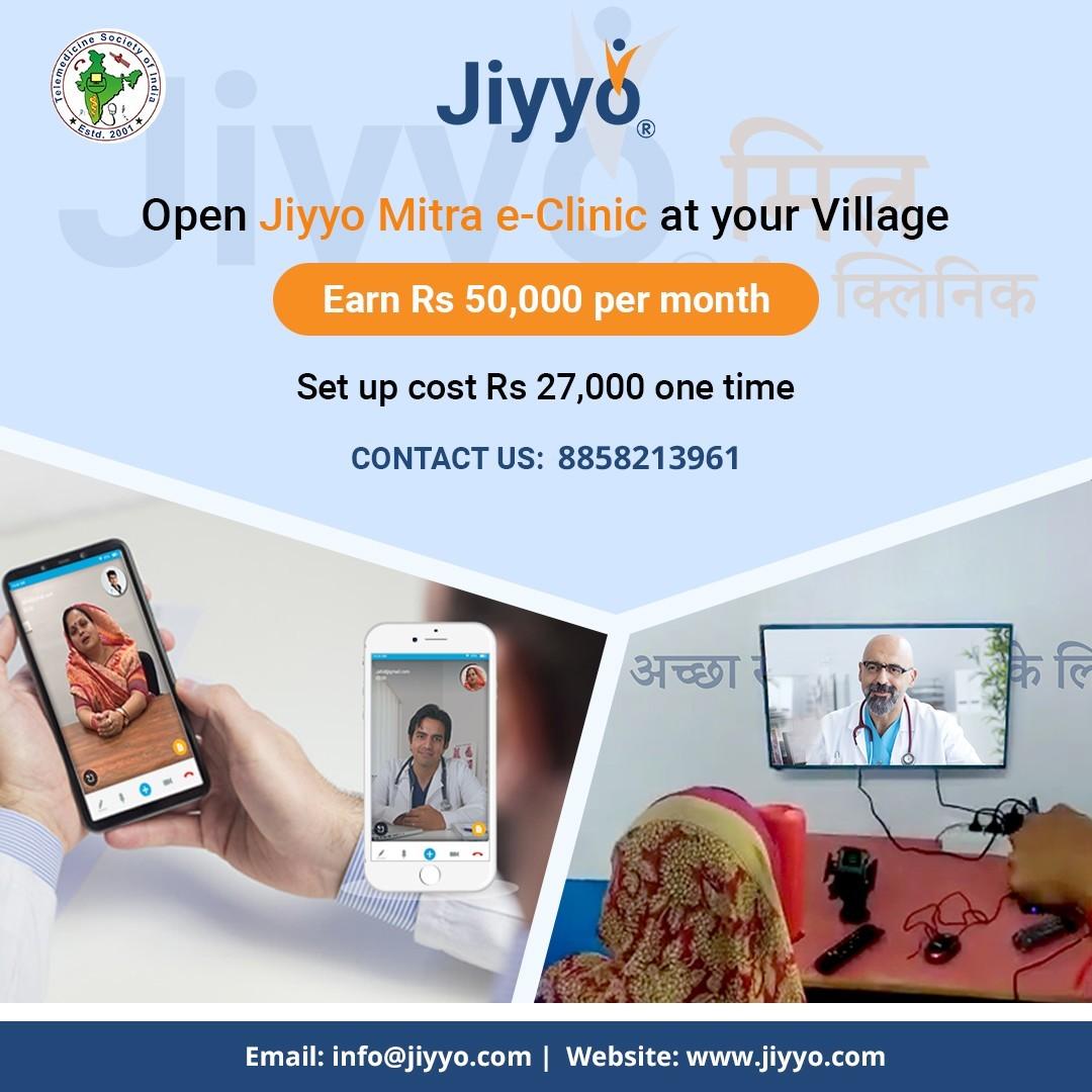 Jiyyo Mitra E-Clinic
