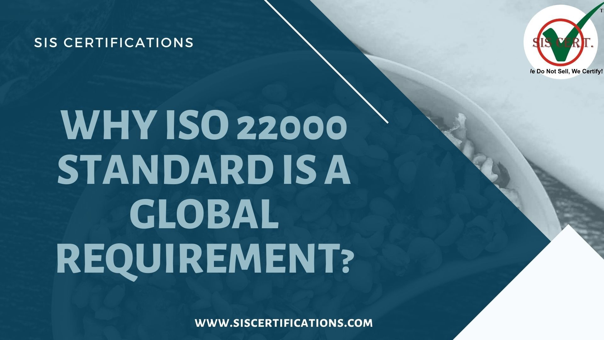 Why ISO 22000 Standard is a Global Requirement?