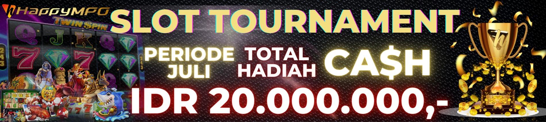 MPO Slot HappyMPO Tournament 2021