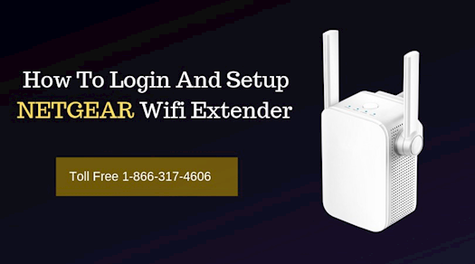 Netgear wifi extender login and Setup process