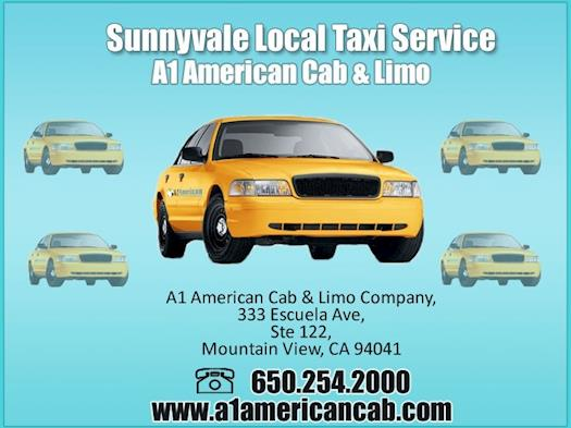 Sunnyvale Local Taxi Service