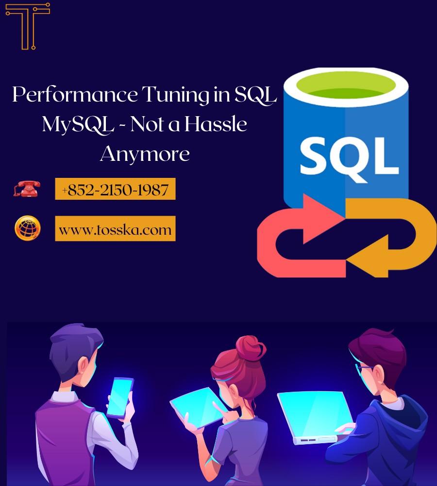 Optimize SQL Queries with MySQL Query Optimization