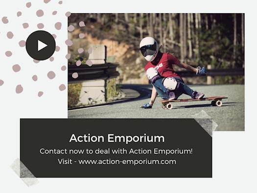 Action Emporium - Bicycle and it's Part Distributor