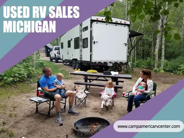 Used RV Sales Michigan