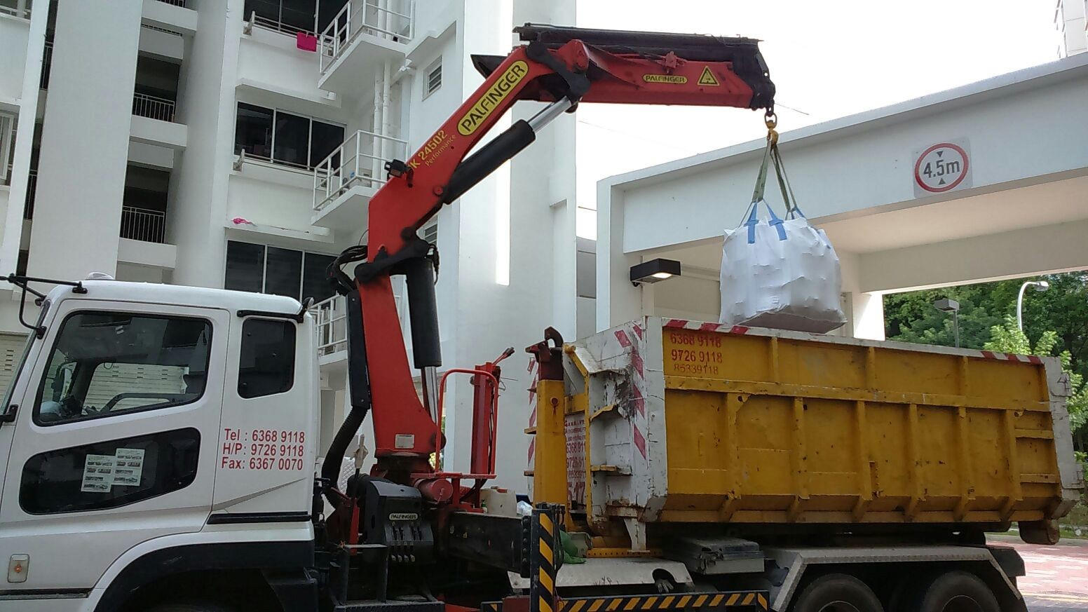Disposal Services Singapore