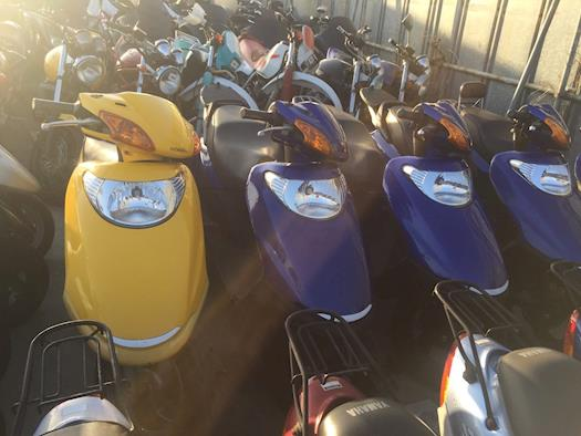 Well Maintained Used Japanese Motorcycles