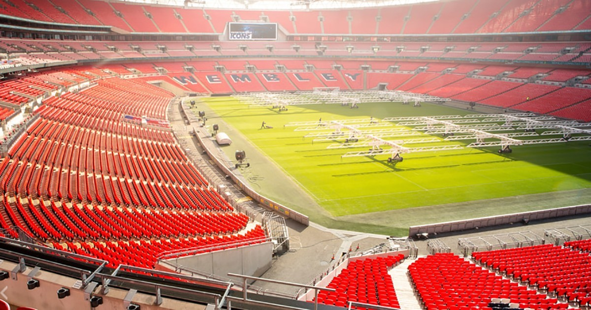 Wembley Stadium Tour London