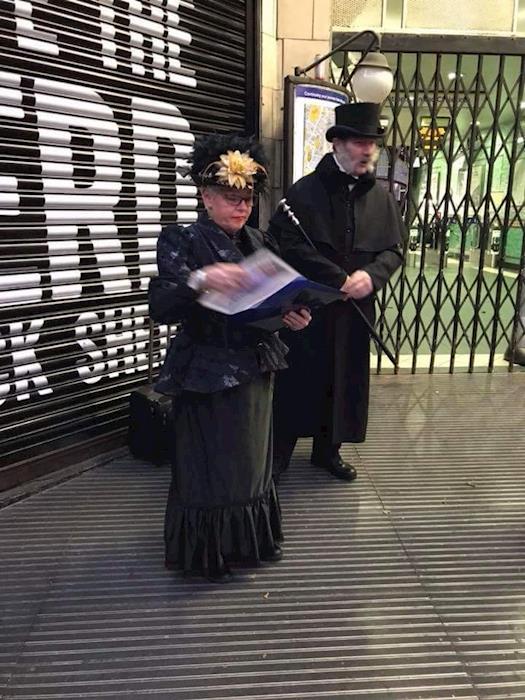 Jack the Ripper & Jenny