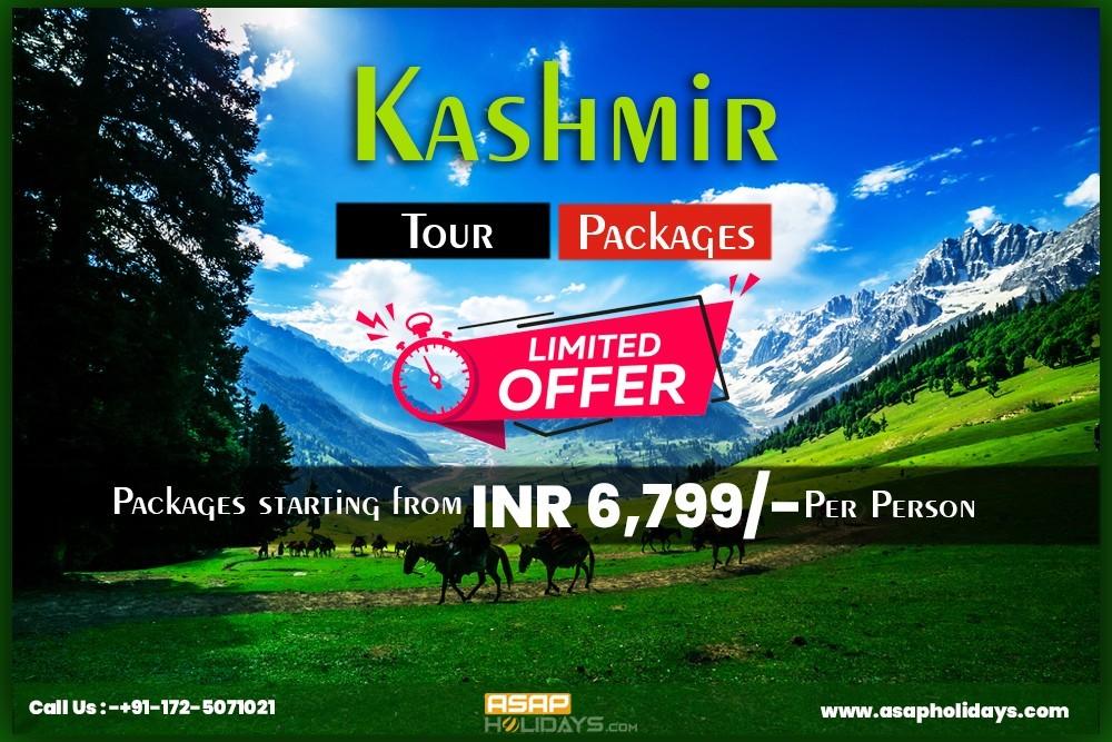 Cheap Kashmir Tour PAckage