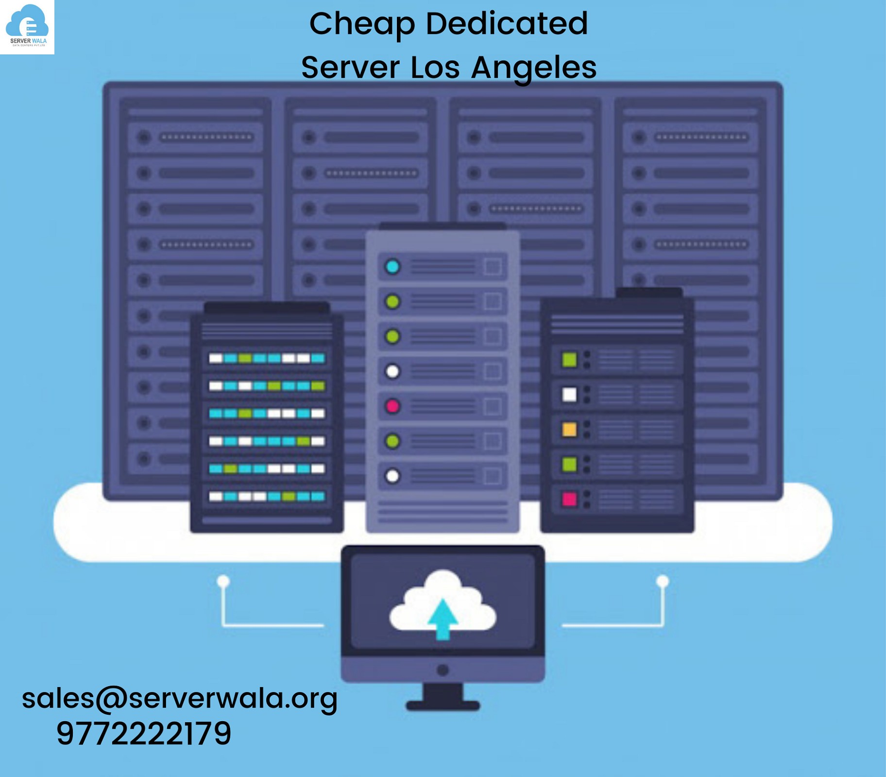 Cheap Dedicated Server Los Angeles
