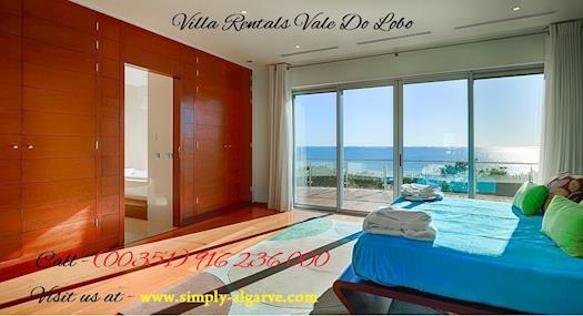 Select Suitable Villa Rentals in Vale do Lobo