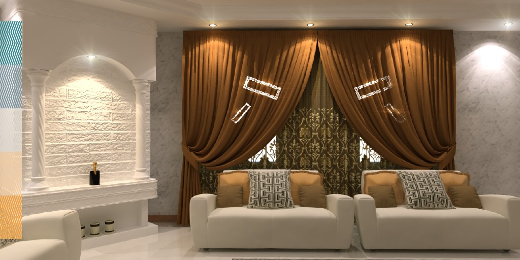 Stylish Dragon Mart Curtains 2020