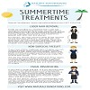 Get Ready for Summer with these Quick and Easy Cosmetic Treatments