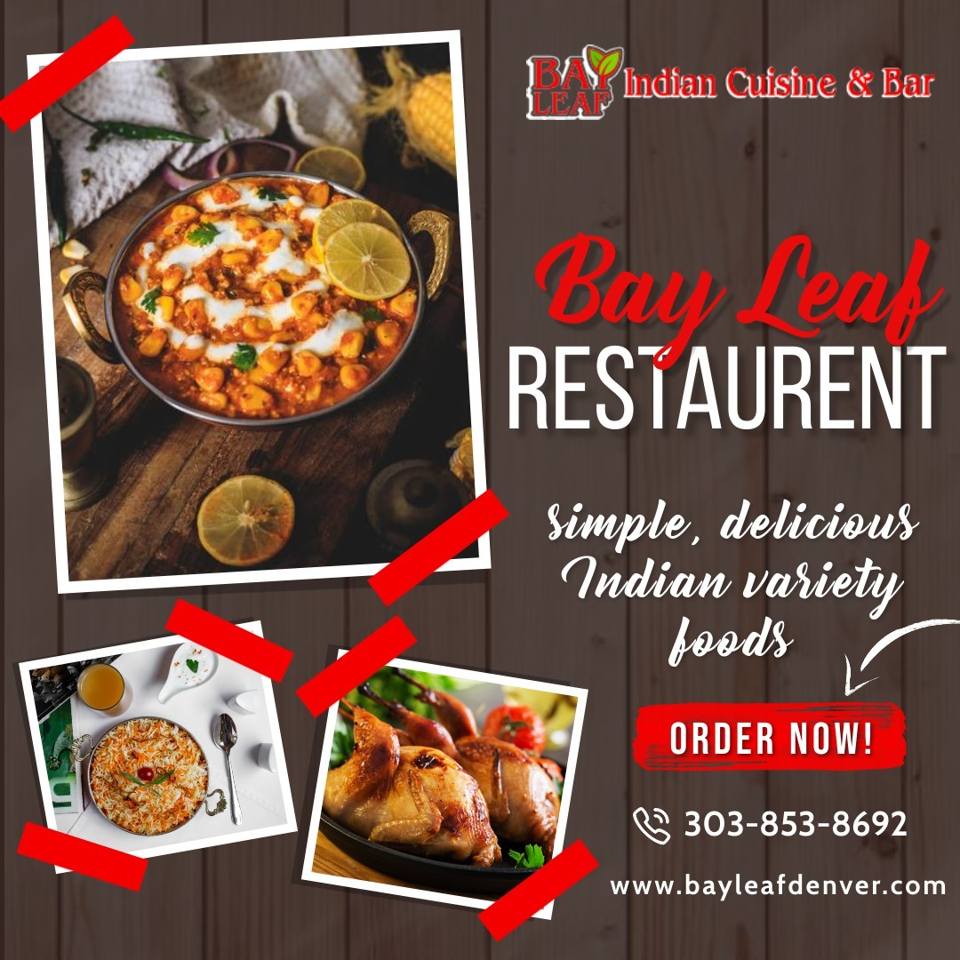 Do you want to add Indian food to an event or party?