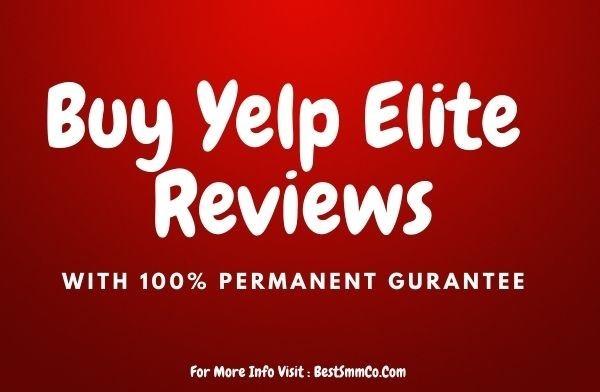 Buy Elite Yelp Reviews