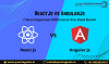 ReactJs vs AngularJs : 7 Most Important Differences You Must Know!