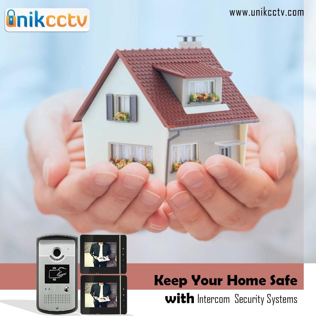 Apartment Entry Systems | UnikCCTV