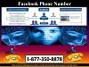 Want To Get Solution In A Hassle-Free? Dial Facebook Phone Number 1-877-350-8878