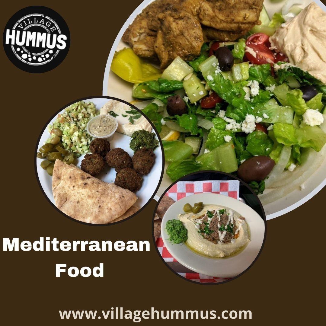 Bored of one simple taste of hummus? Well, the village hummus is the best Mediterranean food taste i