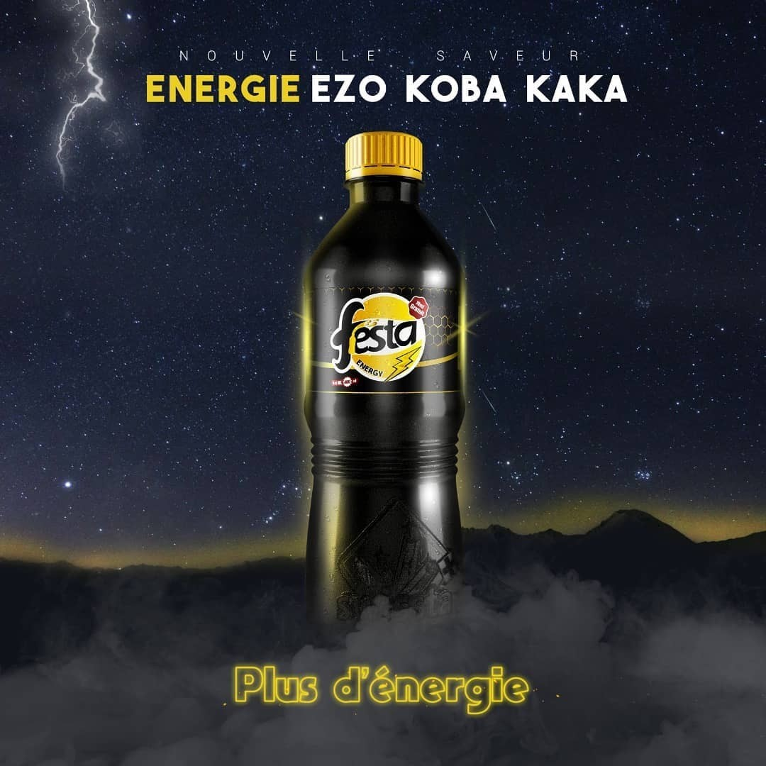 Discover Top 10 Energy drink in Kinshasa, DR Congo, Africa