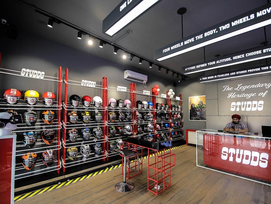 Retail Branding is a strategized brand concept relegated to the client