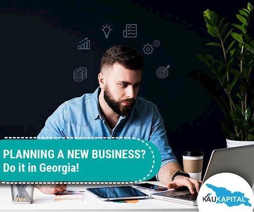 Plan business in Georgia