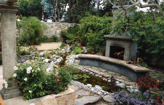 Serene Backyard