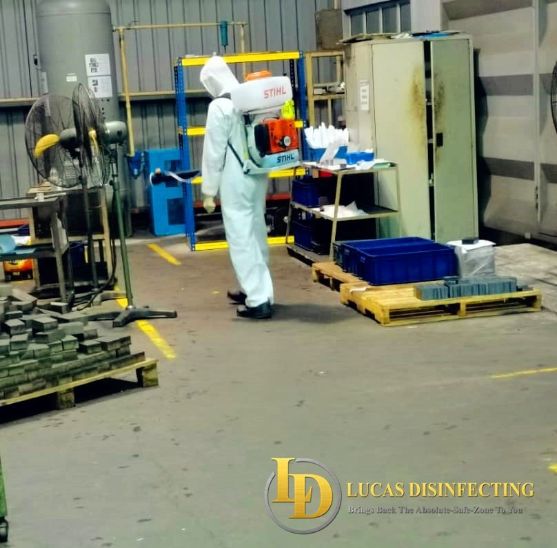 Lucas Sanitizing & Disinfecting Services