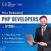 Hire PHP Developers | 7 Days Free Trial