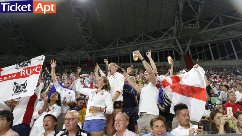 Follow England at the 2023 Rugby World Cup in France