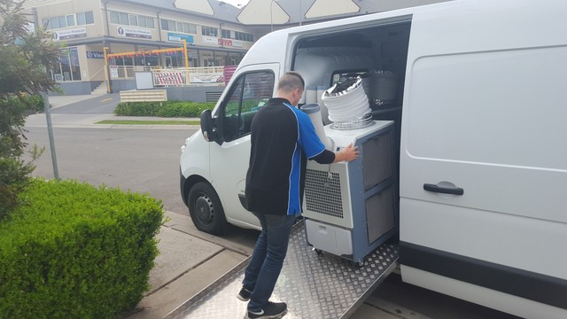 Temporary Air Conditioning Hire