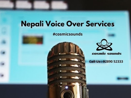 Nepali Voice Over Services