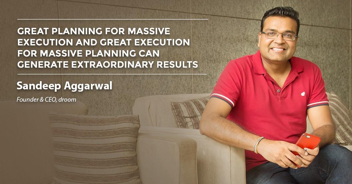 Sandeep Aggarwal Success Quotes